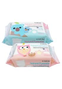 K-Mom Organic Basic Wipes 100s
