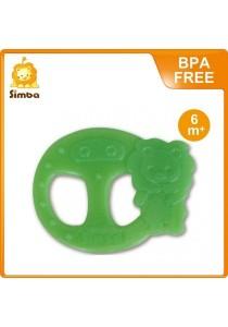 Simba Silicone Teether (Lemon Flavor)