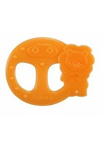Simba Silicone Teether (Orange Flavor)
