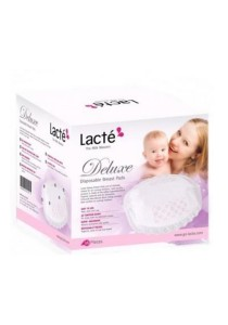 Lacte - Deluxe Disposable Breast Pad (36pcs)