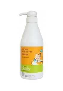 Buds Everyday Organics - Everyday Head to Toe Cleanser 425ml