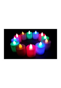 Battery operated LED Flameless Candle Light