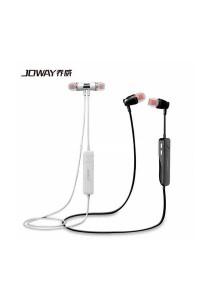 JOWAY H08 Metal Cavity Sport Hi-Fi Stereo Wireless Bluetooth 4.0 Earphone Headset EarBuds with Mic