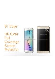 Samsung Galaxy S7 Edge HD Clear Full Screen Protector SP