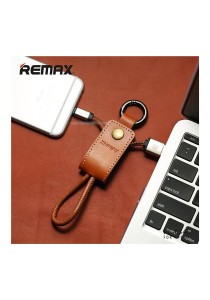 Remax Western KeyChain Key Chain 2-in-1 Apple Lightning USB Cable