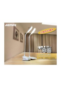 Remax Milk Eye Protection Rechargeable Desktop LED USB Light Lamp