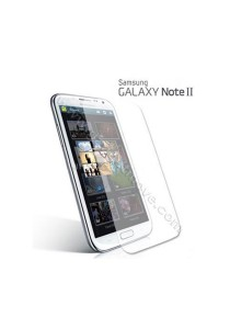 Clear Screen Protector Screen Guard for Samsung Galaxy Note 2 II N7100