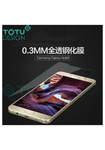 TOTU Samsung Galaxy Note 5 9H 0.3mm 2.5D Tempered Glass Protector