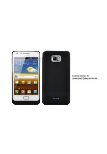 Samsung I9100 Galaxy S2 External Battery Case 2200 mAh