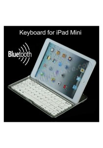 Apple iPad Mini 1/2/3 Keyboard Wireless Bluetooth Aluminium Keyboard
