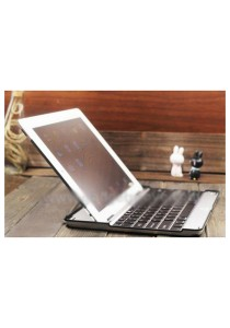 iPad 2/3/4 Wireless Aluminium Bluetooth Keyboard