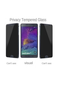 Galaxy J7 Privacy Tempered Glass