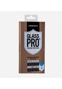MOMAX iPhone 7 Glass Pro+ Plus 0.3mm Tempered Glass