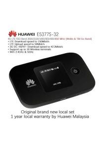Huawei E5377 E5377S-32 4G LTE 150Mbps Mobile Hotspot MiFi WiFi Router