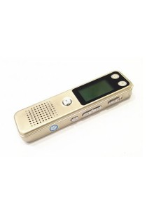 GH-805 Digital Voice Recorder 8GB