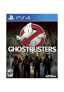 (Pre-Order) [PS4] Ghostbuster (Expected Arrival Date: 12 July 2016)