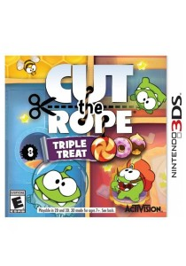 [3DS] Cut The Rope: Triple Treat