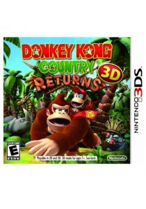 [3DS] Donkey Kong Country Returns