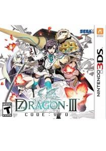 [3DS] 7th Dragon III Code: VFD
