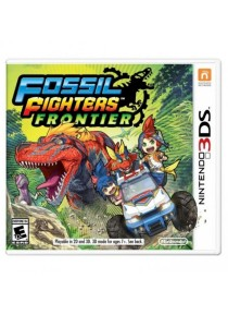 [3DS] Fossil Fighters: Frontier