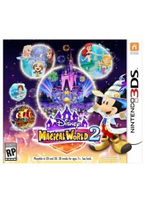 [Pre-order] [3DS] Disney Magical World 2
