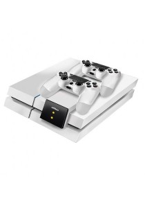 [PS4] Nyko Modular Charge Station (White)