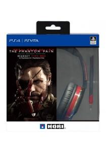 Hori Metal Gear Solid V: The Phantom Pain Over-The-Ear Headphones (Multicolor)