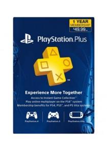 PlayStation Plus Membership - 1 Year - US (Digital)