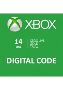 Xbox Live 14 Days Gold Membership - Global (Digital)
