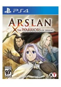 [PS4] Arslan The Warriors of Legend