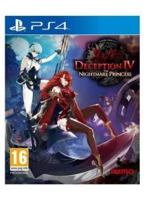[PS4] Deception IV: The Nightmare Princess