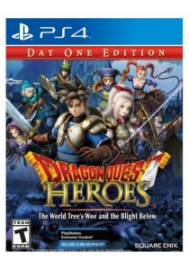 [PS4] Dragon Quest Heroes: The World Tree's Woe and the Blight Below