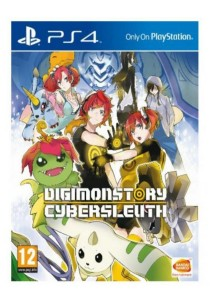 [PS4] Digimon Story: Cyber Sleuth