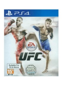 [PS4] EA Sports UFC