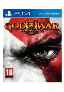 [PS4] God of War III Remastered