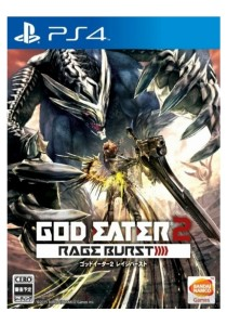 [PS4] God Eater 2: Rage Burst (Chinese)
