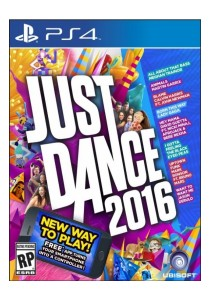 [PS4] Just Dance 2016