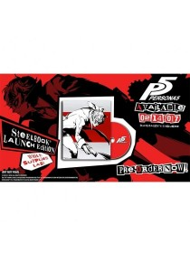 [Pre-order] [PS4] Persona 5 SteelBook Launch Edition (ETA: 17/2/2017)