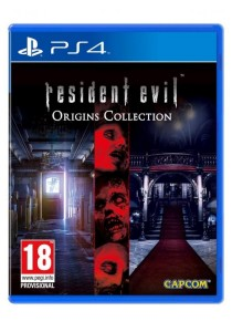 [PS4]  Resident Evil Origins Collection