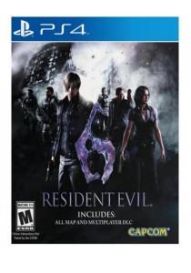 [PS4] Resident Evil 6
