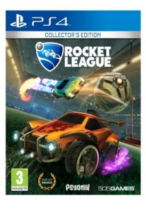 [PS4] Rocket League Collector's Edition