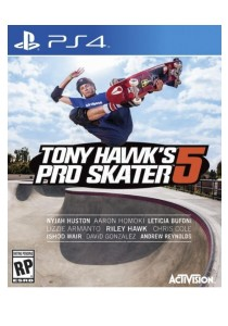 [PS4] Tony Hawk's Pro Skater 5