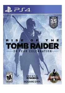 [PS4] Rise of the Tomb Raider: 20 Year Celebration