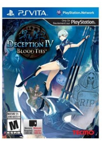 [PSV] Deception IV: Blood Ties