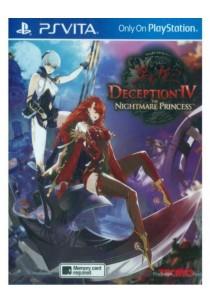 [PSV] Deception IV: The Nightmare Princess