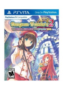 [PSV] Dungeon Travelers 2: The Royal Library and Monster Seal