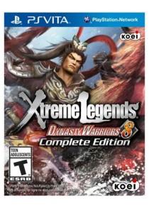 [PSV] Dynasty Warrior 8 Extreme Legends Complete Edition