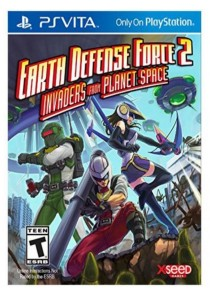 [PSV] Earth Defense Force 2: Invades From Planet Space