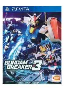 [PSV] Gundam Breaker 3 (English)
