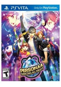 [PSV] Persona 4: Dancing All Night